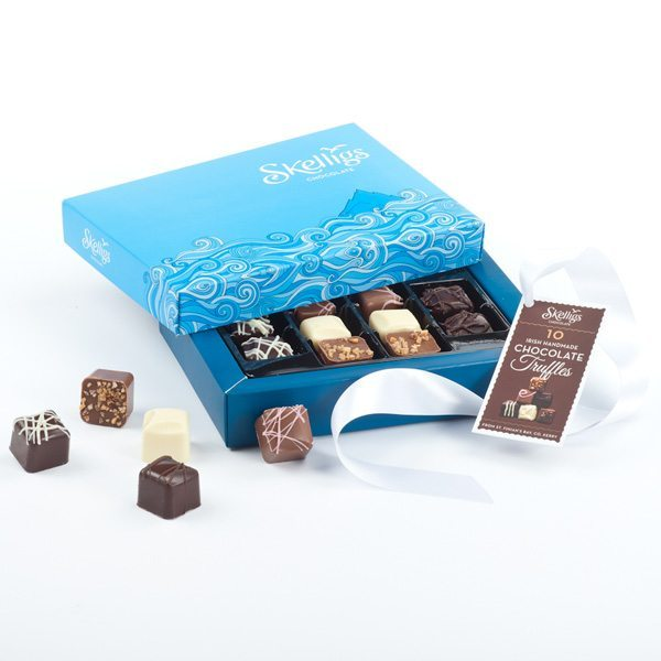 Skelligs Chocolate Boxed Truffles
