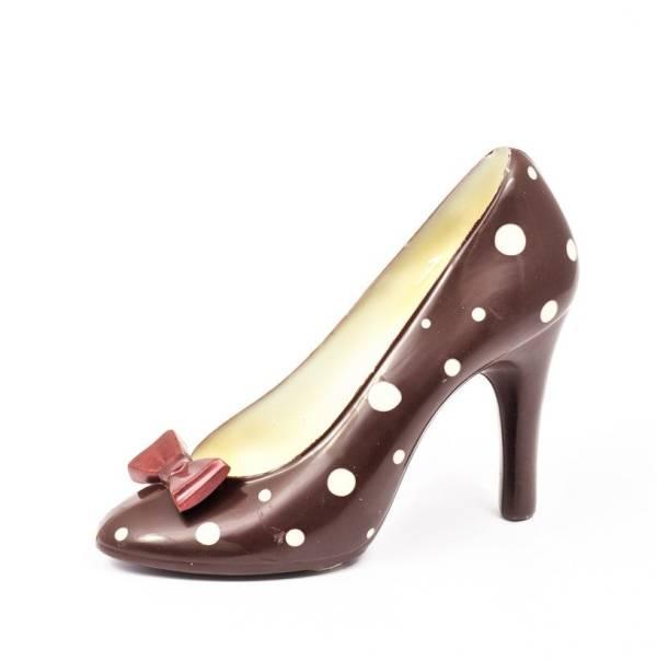 Dark Chocolate Shoe