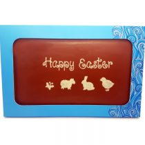 Easter Large Chocolate Bars