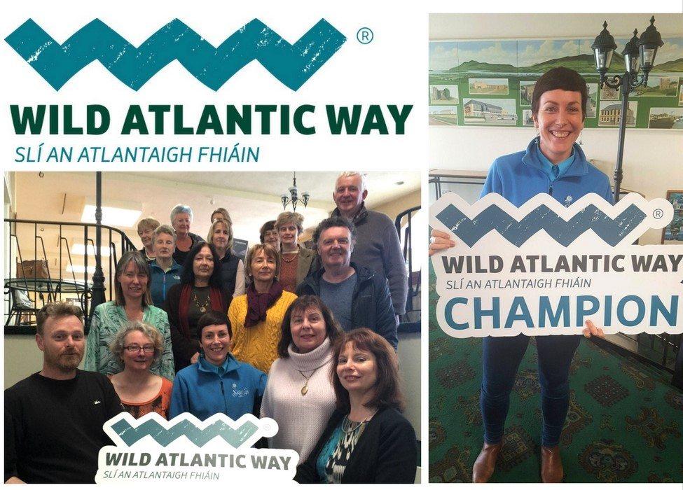 Wild Atlantic Way Champion