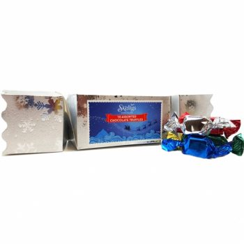 Christmas Crackers with chocs website