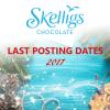 Last posting Dates 2017